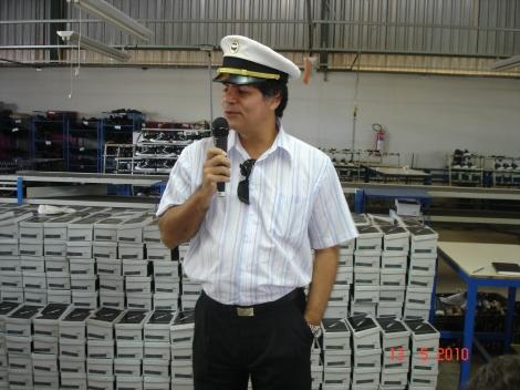 André Louis, piloto da Gol