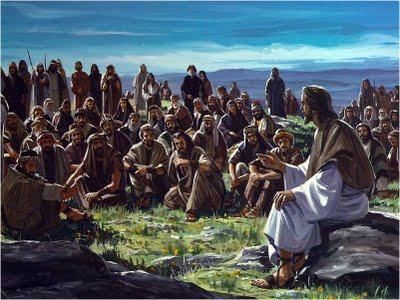 Resultado de imagem para sermão da montanha