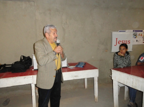 Evangelismo Ed Lelis Pinto - PHV