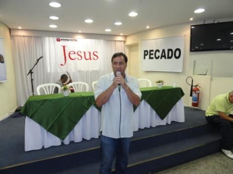 Almoço Evangelístico 08maio14,  no Barro Preto, BH (34)