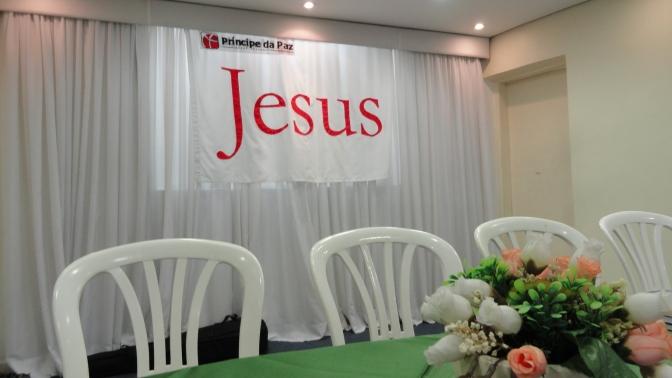 Almoço Evangelístico 08maio14,  no Barro Preto, BH
