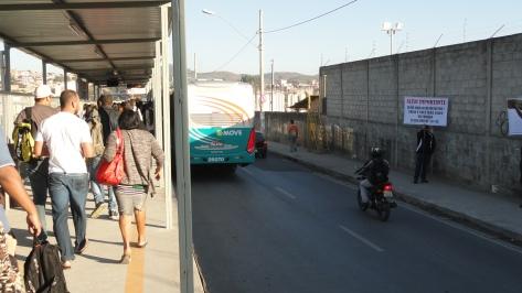 Evangel dia 20ago14, no terminal Justinópolis, Move (17)