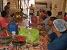 Evang dia 09out14, na Unibloco, Mariana, MG (41)