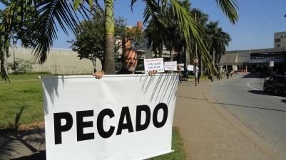 São Paulo, 17dez14, Evangel com Banners (5)