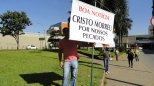 São Paulo, 17dez14, Evangel com Banners (7)