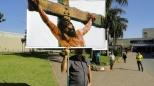 São Paulo, 17dez14, Evangel com Banners (8)