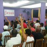 Dias 05 a 10abril15, Evangelismo em alojamentos, MRV, Macaé (7)