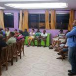 Dias 05 a 10abril15, Evangelismo em alojamentos, MRV, Macaé (8)