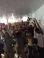 Dias 06 a 10 abril15, Cafés da manhã e almoços em Macaé, MRV (1)