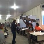 Dias 06 a 10 abril15, Cafés da manhã e almoços em Macaé, MRV (17)