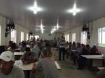 Dias 06 a 10 abril15, Cafés da manhã e almoços em Macaé, MRV (19)