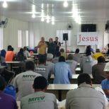 Dias 06 a 10 abril15, Cafés da manhã e almoços em Macaé, MRV (23)