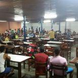Dias 06 a 10 abril15, Cafés da manhã e almoços em Macaé, MRV (24)