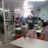 Dias 06 a 10 abril15, Cafés da manhã e almoços em Macaé, MRV (29)