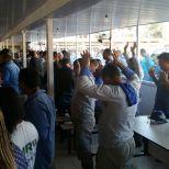 Dias 06 a 10 abril15, Cafés da manhã e almoços em Macaé, MRV (30)
