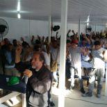 Dias 06 a 10 abril15, Cafés da manhã e almoços em Macaé, MRV (4)