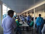 Dias 06 a 10 abril15, Cafés da manhã e almoços em Macaé, MRV (42)