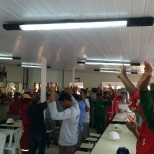 Dias 06 a 10 abril15, Cafés da manhã e almoços em Macaé, MRV (46)