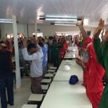 Dias 06 a 10 abril15, Cafés da manhã e almoços em Macaé, MRV (47)
