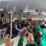 Dias 06 a 10 abril15, Cafés da manhã e almoços em Macaé, MRV (48)