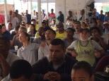 Dias 06 a 10 abril15, Cafés da manhã e almoços em Macaé, MRV (5)
