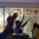 Dias 06 a 10 abril15, Cafés da manhã e almoços em Macaé, MRV (50)