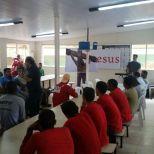 Dias 06 a 10 abril15, Cafés da manhã e almoços em Macaé, MRV (53)
