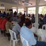 Dias 06 a 10 abril15, Cafés da manhã e almoços em Macaé, MRV (57)