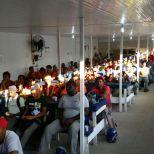 Dias 06 a 10 abril15, Cafés da manhã e almoços em Macaé, MRV (8)